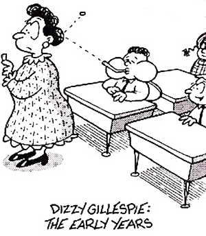Dizzy Gillespie: The Early Years